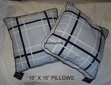 Nautica BAY SHORE 2-pc Decorative Pillows