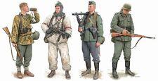 1/35 Dragon 6707 German Elite Infantry Russia 1941-43 Plastic Model set