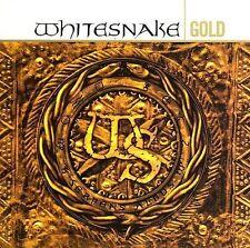 WHITESNAKE - GOLD (NEW CD)