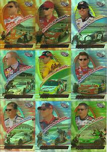 2000 Trackside RUNNIN N' GUNNIN #RG3 Rusty Wallace SCARCE! ONE CARD ONLY!