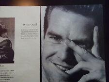 1987 Ellen Barken & Dennis Quaid Quotes - Rolling Stone Magazine New Faces