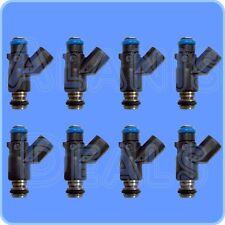 New GM 12613411 Fuel Injector Set (8) Fits 2010-2013 Chevrolet, GMC 4.8L & 5.3L
