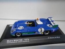 MATRA MS67O B 24 H DE LE MANS 1974 ALTAYA IXO 1/43