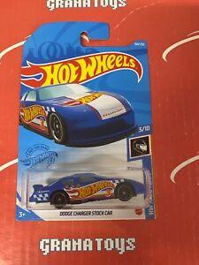 Dodge Charger Stock Car #194 3/10 Race Team 2021 Hot Wheels Case L