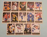 2020/21 Tim Hortons Upper Deck NHL Canvas Complete Your Set