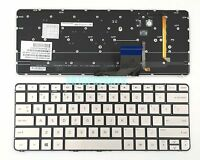 New HP Spectre 13-3000 13T-3000 series Keyboard US Backlit 743897-001