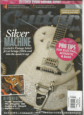 GUITAR & BASS  SILVER MACHINE JULY 2017 VOL.28 NO 10