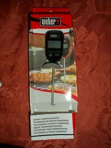 Weber 6750 Thermometer BNIB BNIB