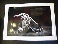 Dance photograph the specter of the rose preljocaj 1993 by masson