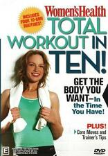 Women's Health Total Workout in Ten DVD R4
