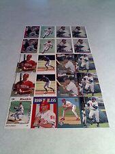 *****Kevin Jordan*****  Lot of 40 cards....13 DIFFERENT
