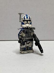 Lego Star Wars Clone Custom Minifigures: Deluxe Arc trooper Echo