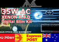 35W H4 BiXenon AC HID KIT SLIM HIGH LOW BEAM Mazda BT-50 BT 50 Bravo Tribute MX5
