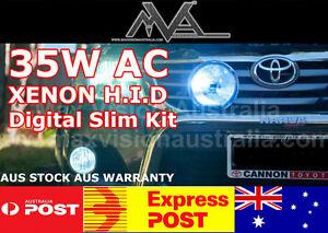 35W H4 BiXenon AC HID KIT HIGH LOW BEAM Volvo 240 261 262 264 340 360 440 460