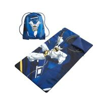 Batman Kids Slumber Bag and Sling Bag Set Toddlers Child Sleep Blue Nap Time New