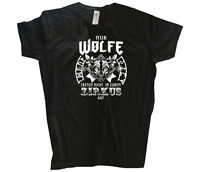 Nur Wölfe treten nicht in Eurem Zirkus auf-Wikinger Germanen T-Shirt S-3XL