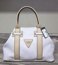 "GUESS Designer ""Bright Candy"" Handbag / Purse / Satchel in ""STONE"" NEW"