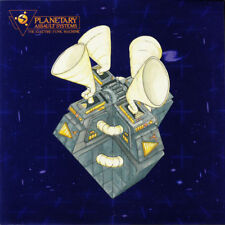 Planetary Assault Systems – The Electric Funk Machine SEALED Peacefrog 2XLP