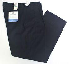 New Men's Dockers Best Pressed Signature Khaki Pleated Classic Fit Cotton Pants