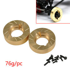 76g/pc Heavy Metal Internal Wheel Weights For 1/10 RC Car Axial SCX10 II 90046