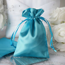 "240 pcs 4x6"" SATIN FAVOR BAGS Wedding Party Reception Gift Favors WHOLESALE"