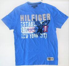Tommy Hilfiger Mens T-Shirt Estabilished 1985 New York City Size XSmall NWT