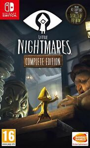 Little Nightmares Complete Edition (Switch) Brand New & Sealed Free UK P&P