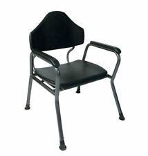 XXL Patientenstuhl Dietz Stuhl extrabreit bis 325kg Praxis Klinik Wartezimmer