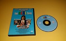 The Real Thing DVD ROMANCE DRAMA *RARE oop