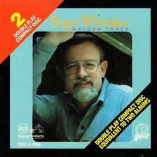 Roger Whittaker Golden Tones CD (2 double play compact disc)