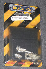 House Cawdor : Heavy Stubber #8102F : Necromunda Miniatures {NEW-UNOPENED} RARE