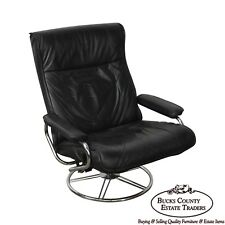 Leather Mid Century Modern Recliner Chairs Ebay