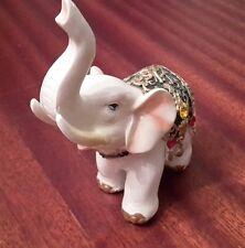 deko elefant keramik Schmuck geschmückt verziert Verzierung
