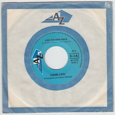 Agnes LOTI * 60's Sung In French Millie Cover MOD SKA YeYe POPCORN 45 * Listen!