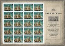 US 2012-2015 WAR OF 1812 NH Paintings SHEETS 4703 4805 4921 4952 -FreeShip USA