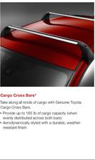 2016-2018 Toyota Prius Roof Rack Cross Bars Genuine OEM PW301-47005