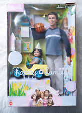 Boxed Happy Family Alan & Ryan  2003 Mattel Barbie Ken Doll