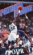 1993 Patrick Ewing New York Knicks Starline Poster OOP vs Shaquille O'Neal