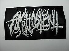 ARGHOSLENT    EMBROIDERED PATCH