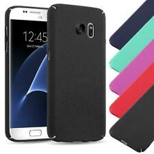 Hard Case for Samsung Galaxy Protection Cover Frosty Matt colors Bumper TPU