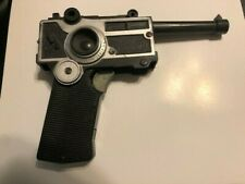 Vintage Mattel Agent Zero M Snap Shot Camera Antique Cap Pistol like James Bond