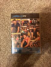 Les Mills Rpm 58 Complete Release Dvd Cd Choreography Brand New Rare