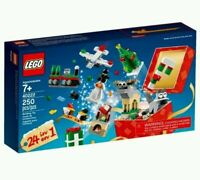 LEGO 40222 24-in-1 Christmas Build Up - Brand New In Box - Free Post