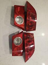 Acura TSX Tail Lights Lamps OEM 2004-2008 Sedan 4-Door Genuine