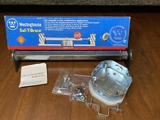 Westinghouse Saf-T-Brace® 01100 Patented Easy Ceiling Fan Support Kit Nib