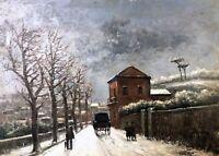 Vincenzo Canino (1892/1978) dipinto a olio su tavola