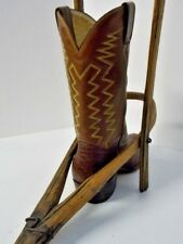 Antique 1860's Gold Rush Handmade Boot jack from Barkerville, B.C.