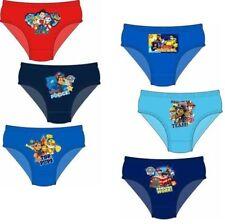 Sous-vêtements pour garçon de 2 à 16 ans en 100% coton 4 - 5 ans