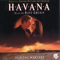 DAVE GRUSIN (COMPOSER)/OST - HAVANNA  CD 12 TRACKS SOUNDTRACK / FILMMUSIK  NEU