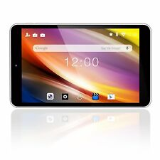"8"" Quad Core Android 5.1 Tablet  PC Wifi Bluetooth 1GB+16GB 1280*800 Refurbished"